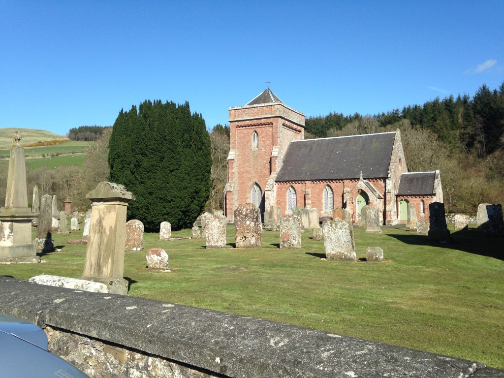 Hobkirk Parish Church